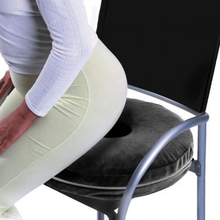 Perna Ortopedica Circulara din spuma cu memorie - BACKMED