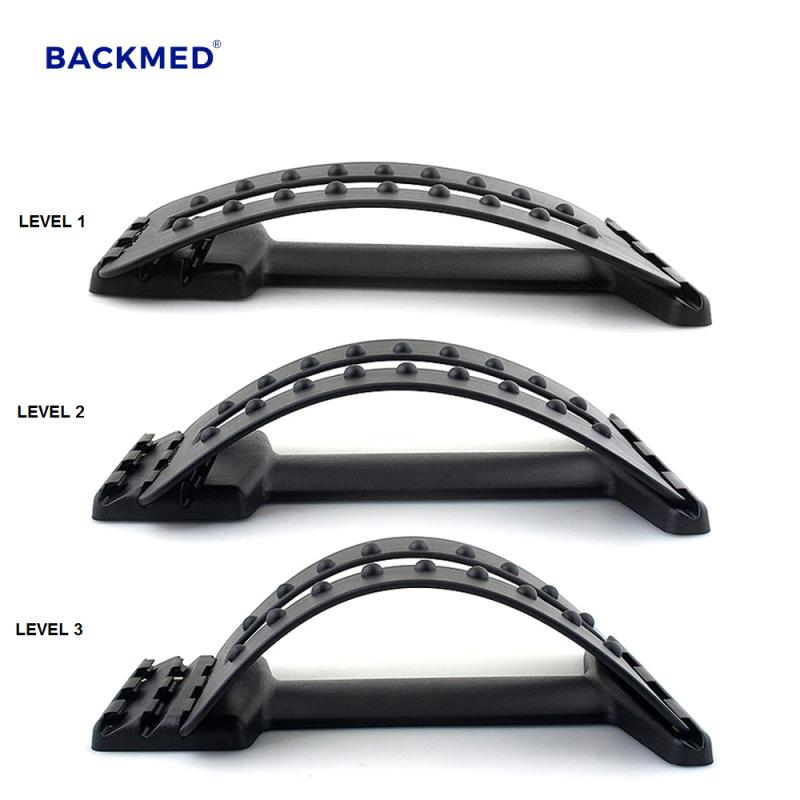 Dispozitiv BACK MAGIC pentru Intinderea si Relaxarea muschilor spatelui - BACKMED